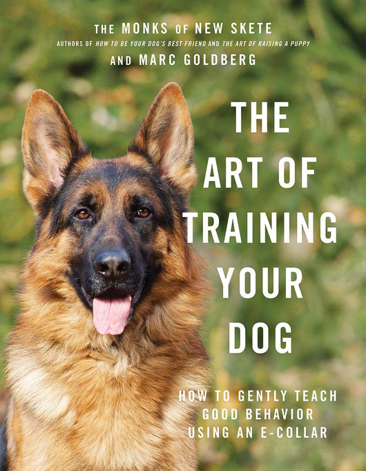 The Art of Training Your Dog - book