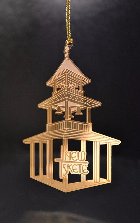 Bell Tower Ornament