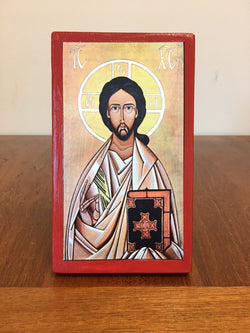 Christ of New Skete - icon