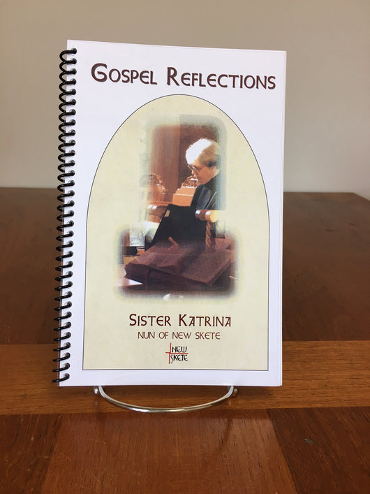 Gospel Reflections - booklet