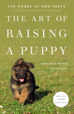 Art of Raising a Puppy - book