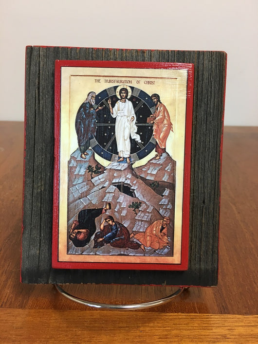 Transfiguration of Christ - icon