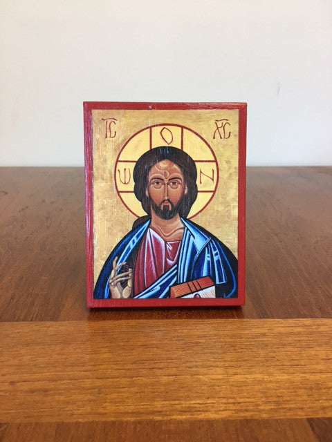 Christ the Teacher - icon