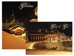 Churches of New Skete Christmas Cards