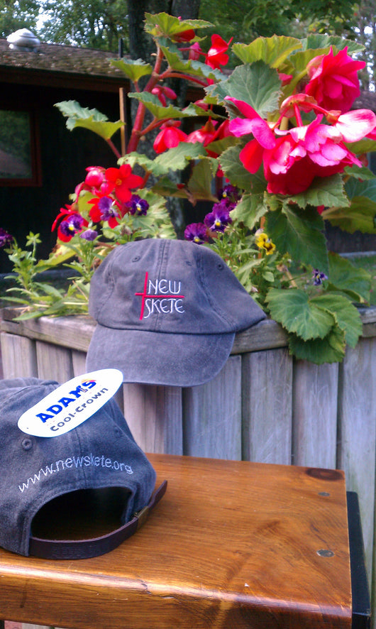 Soft Cap with New Skete Logo