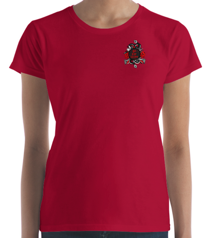 Women's Go For Broke R&B Collection Pocket Logo T