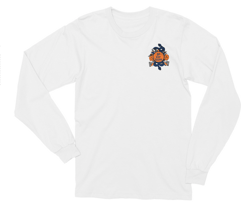 Women's Go For Broke CUSE Original Logo Collection Long Sleeve