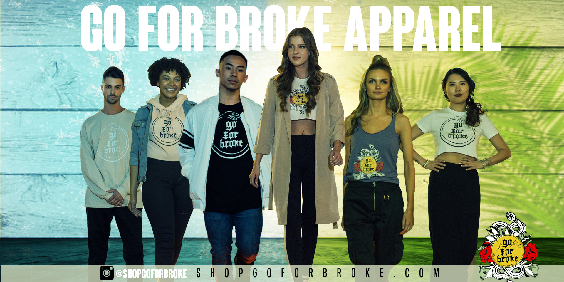 What happened to go for broke apparel  What Does Go For