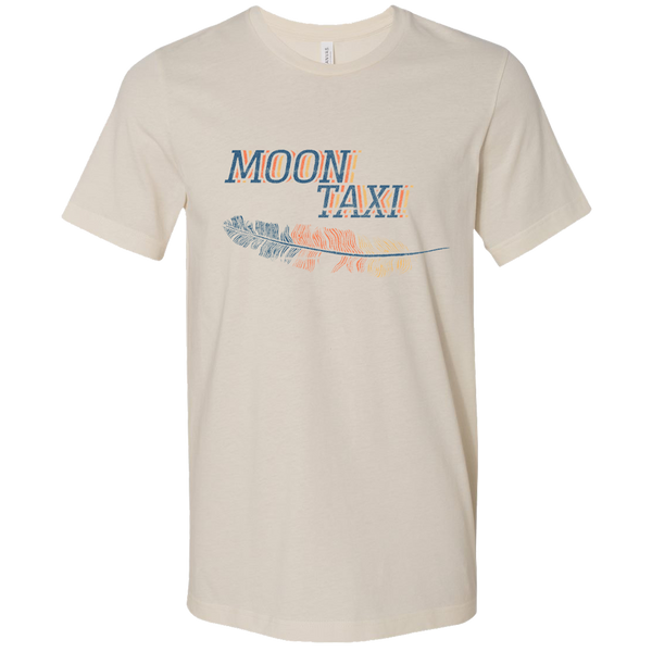 Moon Taxi - Feather T-shirt