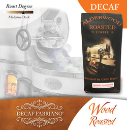 Decaf Fabriano® Wood Roast Espresso