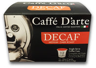 Decaffeinated Single Serve Cups