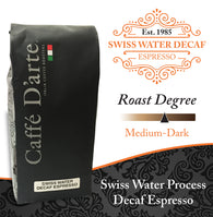 Swiss Water Decaf Espresso