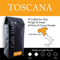 Toscana® Light Drip Coffee