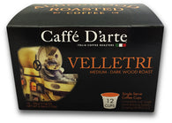 Velletri® Wood Roasted Single Serve Cups