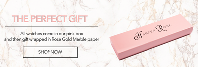 Watch Gift Box | Pink Gift Box | The Perfect Gift For Christmas | Harper Rose
