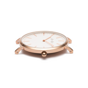 Rose Gold Leather (Rose Gold/White) - Harper Rose