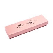 Pink Leather (Silver/White) - Harper Rose