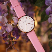 Pink Pastel (Rose Gold/White)