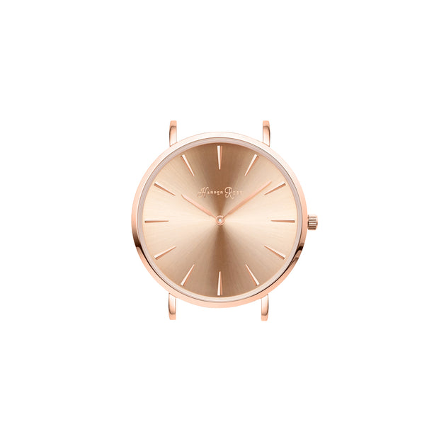 Rose Gold Mesh (Rose Gold Sunray) - Harper Rose