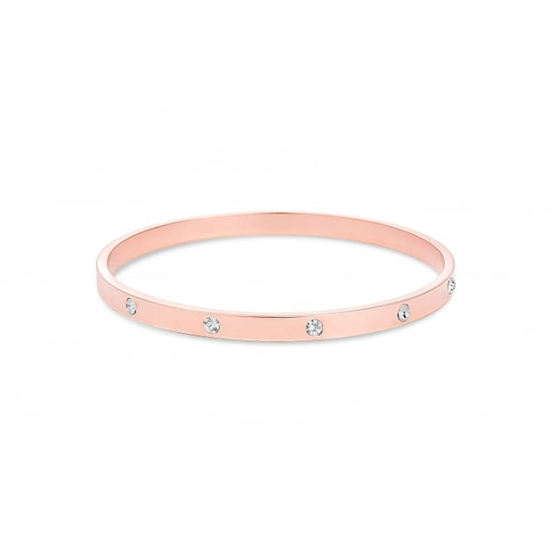 Rose Gold Bangle - Harper Rose