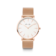 Rose Gold Mesh Watch | Womens Rose Gold Watch | Rose Gold Ladies Watch by Harper Rose | UK's Best Selling Watch by Harper Rose