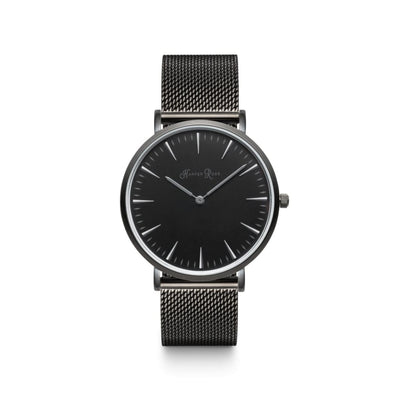 Black Mesh (Black/black) - Watches