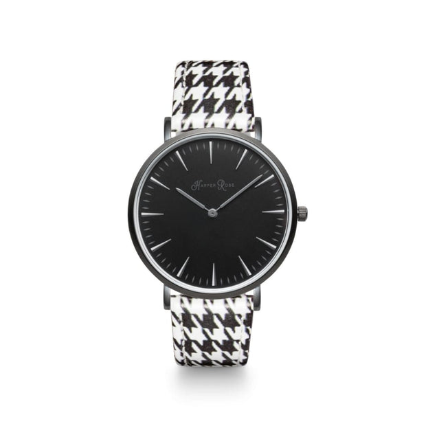 Dog Tooth (Black/black) - Watches
