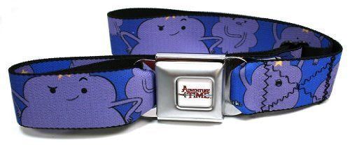 Adventure Time Seatbelt Belt - Lumpy Space Princess