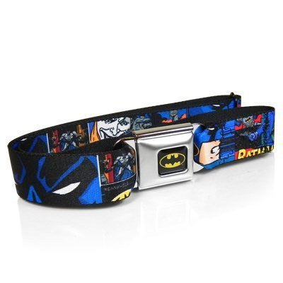 Batman and Joker Comic Auto Seatbelt Buckle Strap Belt