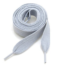 "Thick Flat 3/4"" Wide Shoelaces Solid Color for All Shoe Types"