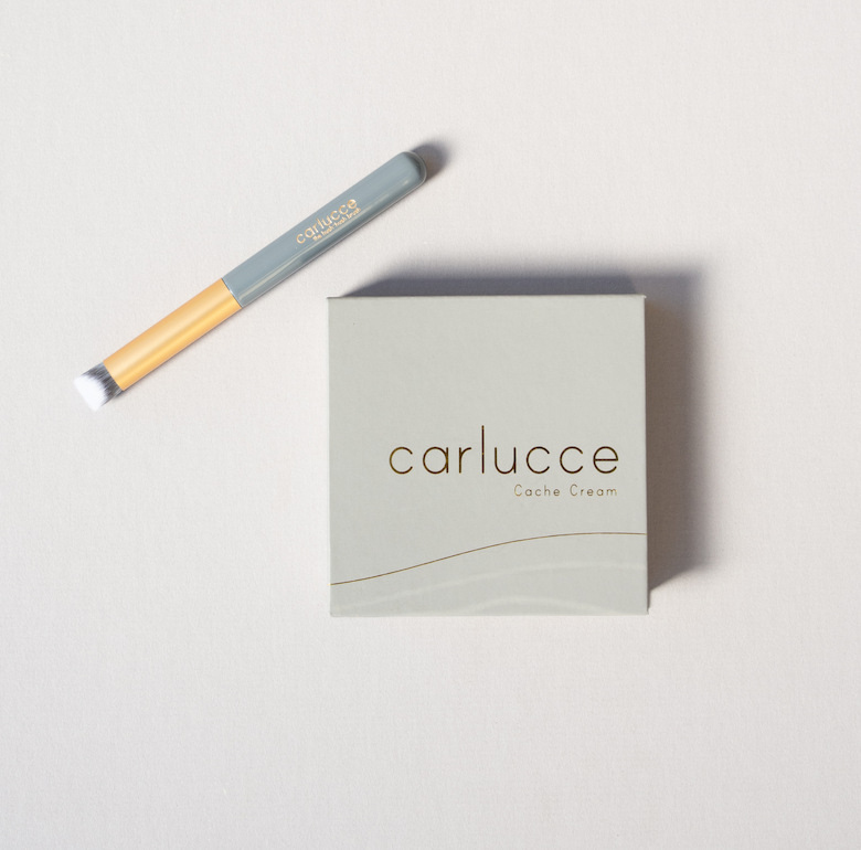 Cache Cream & Hush-Hush Brush