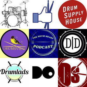 The Top 9 Drum Accounts on Instagram Part 1
