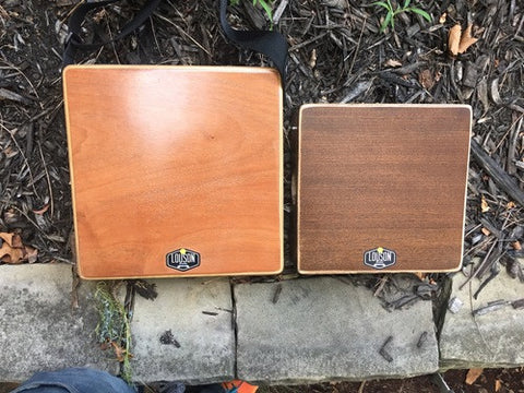Jumbo and Standard CajonTabs
