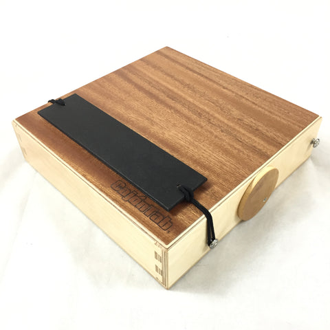 "CajonTab® Jumbo 12"" with black external snare"