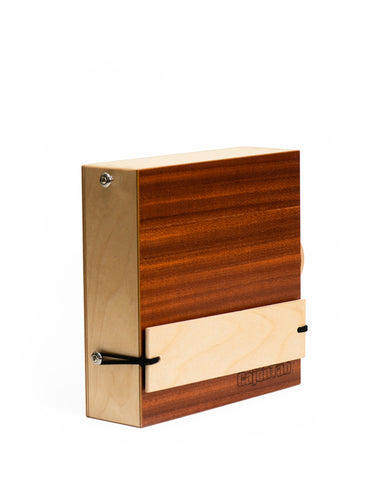 "CajonTab® 10"" with natural external snare"