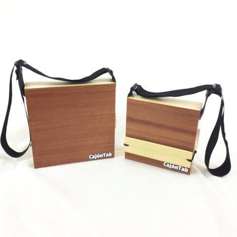 "CajonTab - CajonTab® 2-pack: 10"" W Snare And 12"" Jumbo"