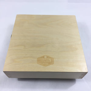 "CajonTab® Jumbo 12"" with natural external snare"