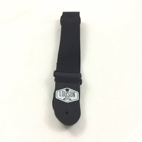 Image of Guitar Strap - Louson Drums Logo Guitar Strap