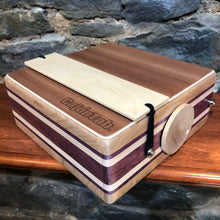 "10"" Pro Series CajonTab- Aspen, Cherry, Purple Heart"