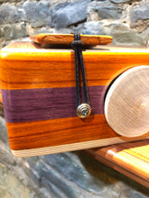 "10"" Pro Series CajonTab - padauk and purple heart"
