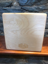 "10"" Pro Series CajonTab - padauk, cherry, purpleheart and walnut"