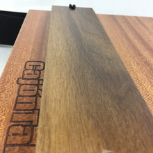 "CajonTab® 10"" with solid walnut snare"
