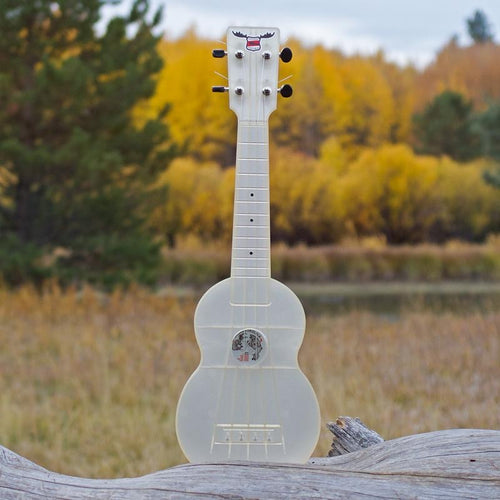 OUTDOOR UKULELE™ TENOR MOONSHINE NICKEL
