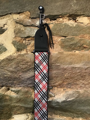 "Image of Perri's Leathers 2"" Jacquard Guitar strap"