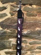 "Perri's Leathers 2""  Beatles (John, Paul, George, Ringo) print guitar strap"