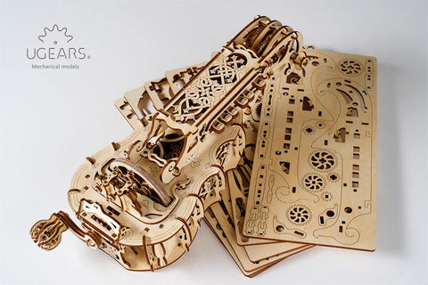 Image of Ugears Hurdy Gurdy