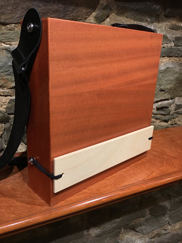 "Image of 12"" CajonTab- metallic copper"
