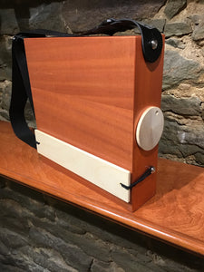 "12"" CajonTab- metallic copper"