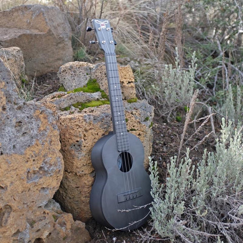 Image of OUTDOOR UKULELE™ TENOR CARBON NICKEL