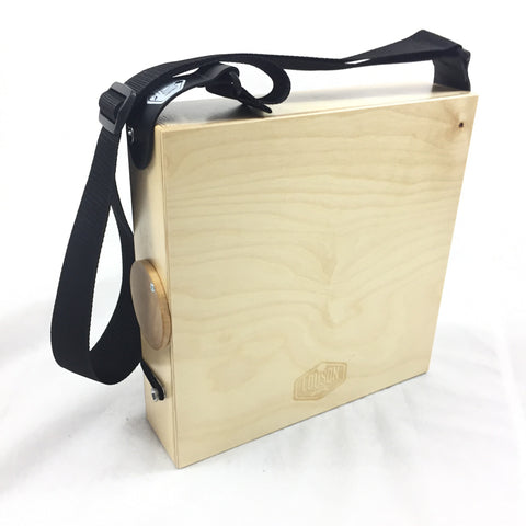 "CajonTab® 12"" Jumbo with solid walnut snare"